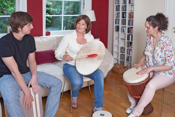Maren Merner - Gesangsunterricht und Musiktherapie